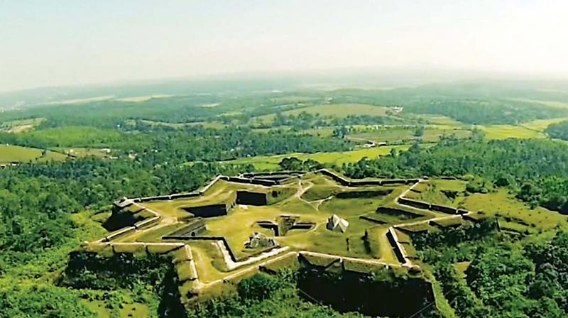 Manjarabad Fort, Shakleshpur