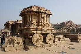 Hampi Ruins of Karnataka