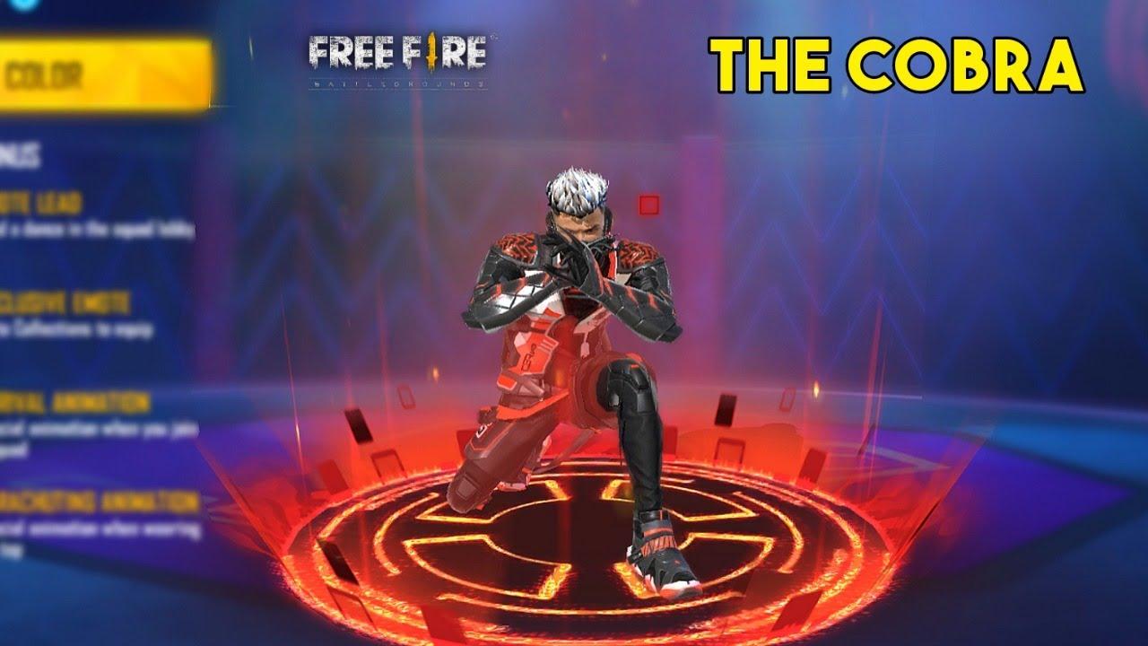 Garena Free Fire - The Cobra