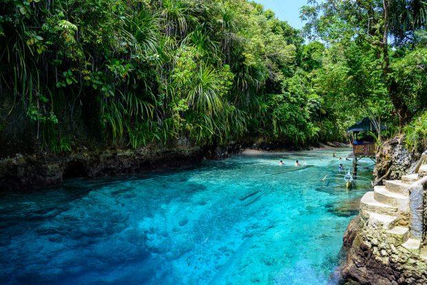 Hinatuan River, Mindanao, Philippines
