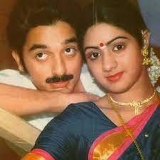 Kamal Haasan and Sridevi