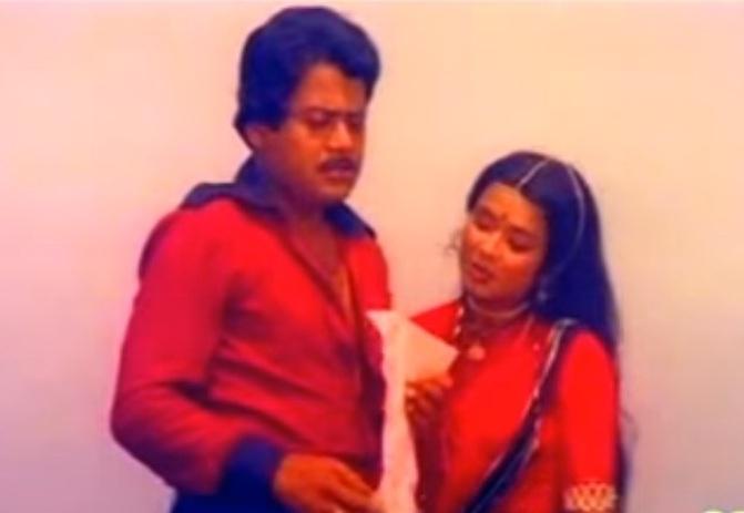 Prashanta Nanda and Mahasweta