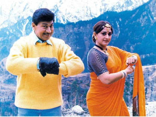 Dr.Rajkumar and Jayaprada