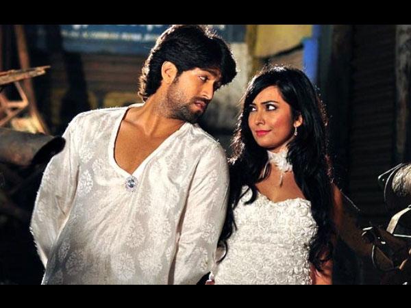 Yash and Radhika Pandith