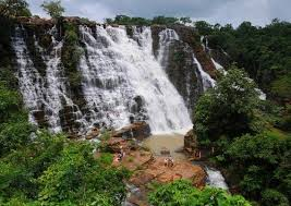Charre Marre Waterfalls
