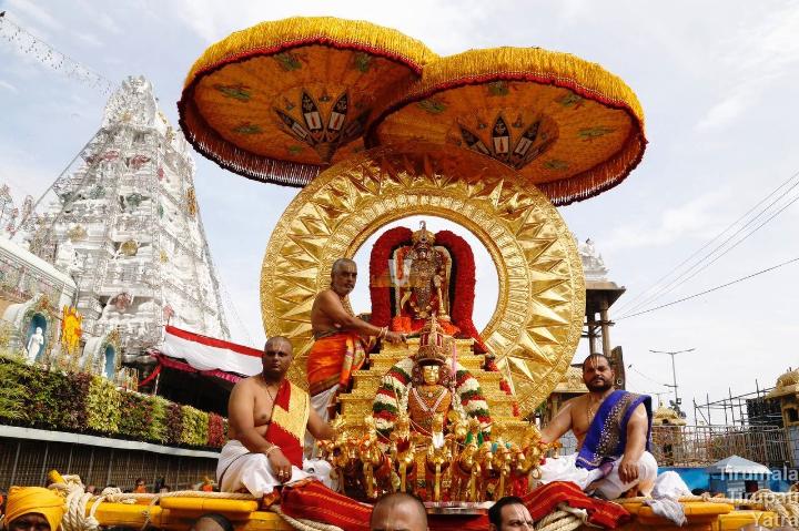 Tirumala Brahmotsavam