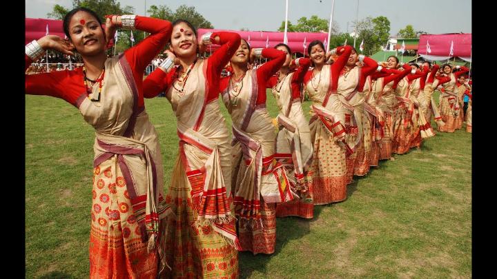 Bihu Festivals