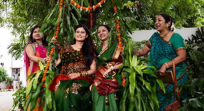 Teeja Festival