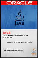 Java The Complete Core Reference , 11th Edition