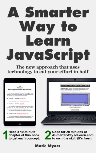 A Smarter Way to Learn JavaScript.
