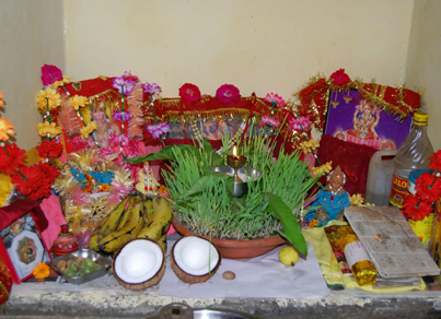 Bhitauli and Harela Festival