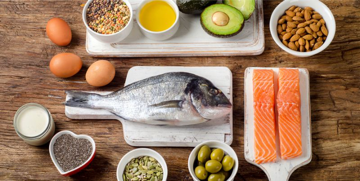 Eat Foods Rich In Omega-3 Fatty Acids