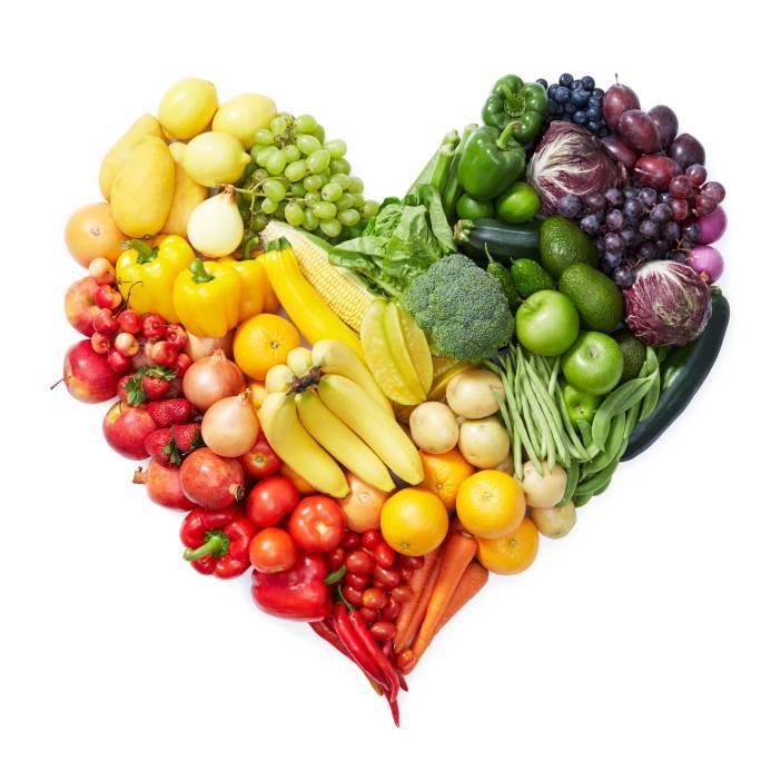 Eat Heart Healthy Foods