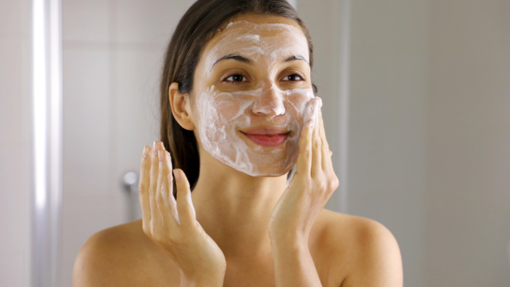 Cleanse With Salicylic Acid