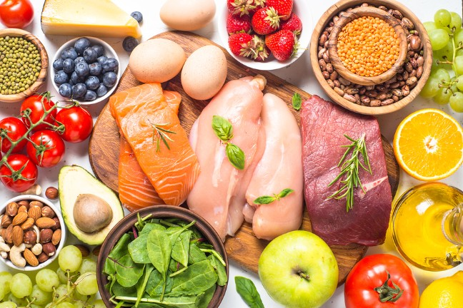 Diet And Beard Growth Foods