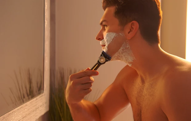 Shaving Every Day