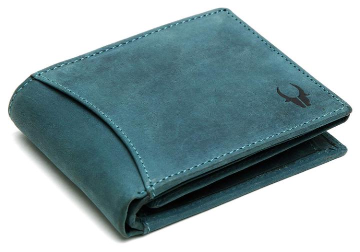 WILDHORN Carter Leather Wallet for Men