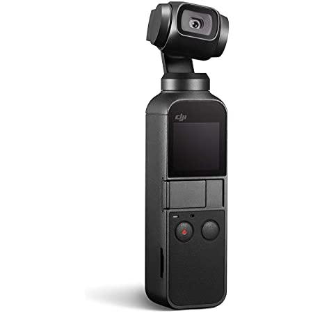 DJI Osmo Pocket 3-Axis Stabilized Handheld Camera Gimbal