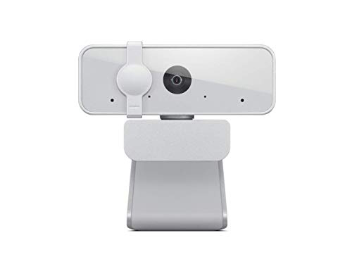 Lenovo™ 300 FHD Webcam with Full Stereo Dual Built-in mics