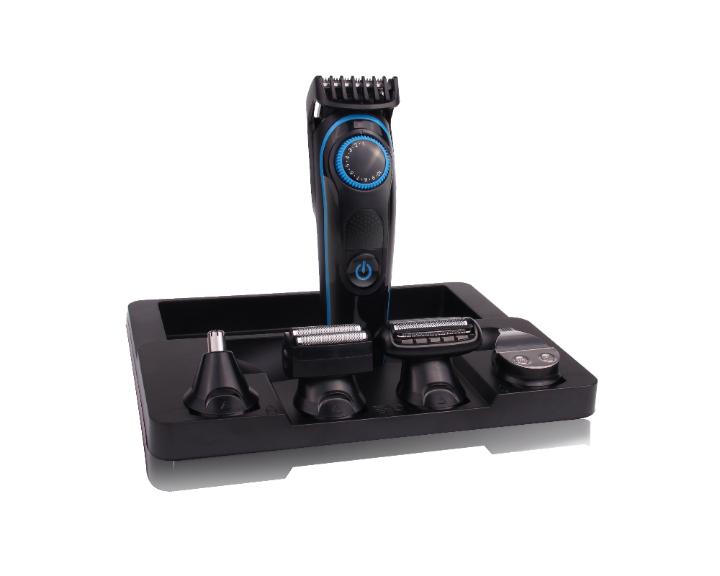 Kubra KB-5300 5 in 1 Multifunctional Grooming Kit for Body Grooming