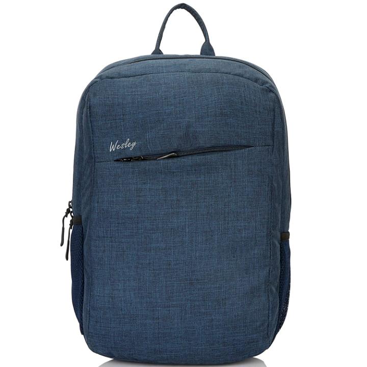 Wesley Milestone 15.6 inch 25 L Casual Waterproof Laptop Backpack