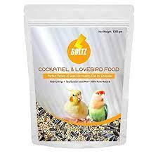 Boltz Food for Cockatiel & Lovebird (1.2 KG) (1.2 KG)
