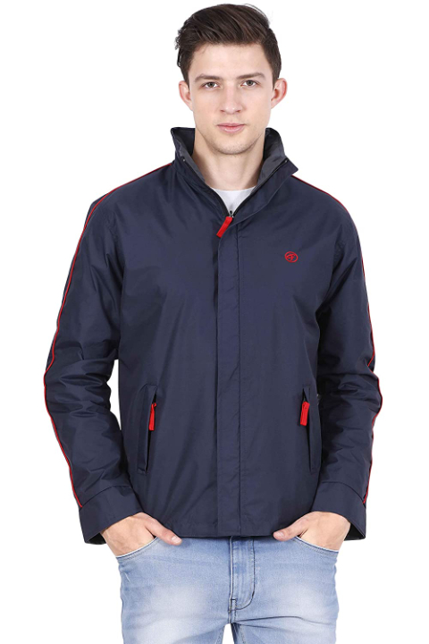 Forest Club Solid's Mens Jacket