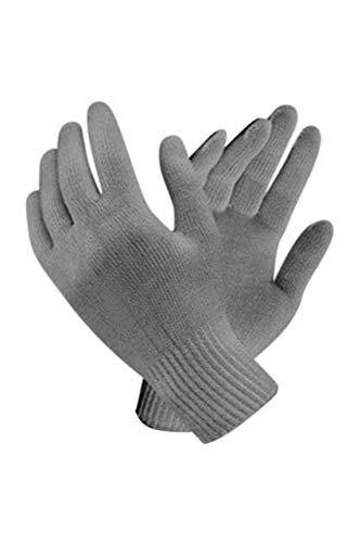 BO Unisex Reusable Washable Cotton Knitted Gloves Bundle