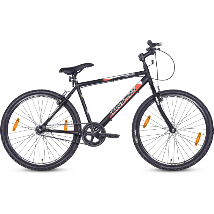 Hero Kyoto 26T Single Speed 18 inches Frame Mountain Bike