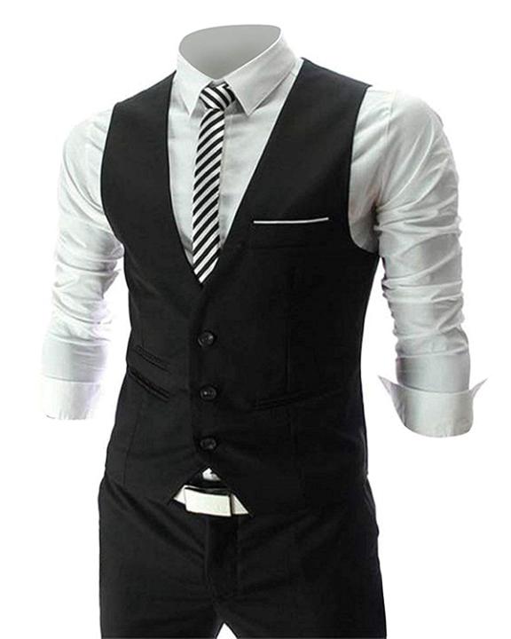 Dhingra Men's Waistcoat