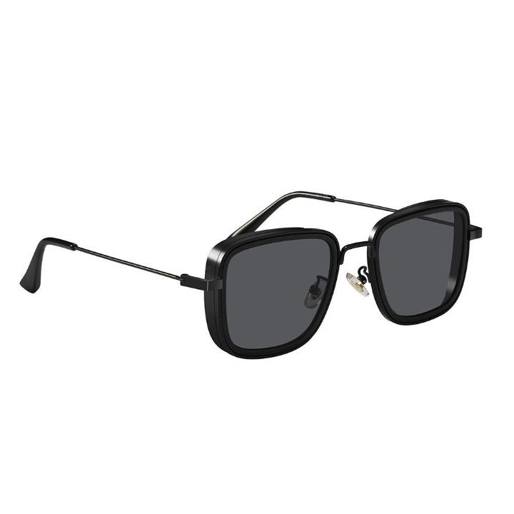 ELEGANTE Men's Square Sunglasses