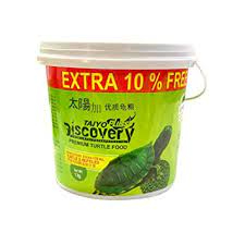 TAIYO PLUSS DISCOVERY Turtle Food 1kg Free 10% Container