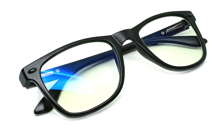 AFERELLE Silvercare Premium Blue Ray Cut Blue Light Filter Computer Glasses With Antiglare for Eye protection