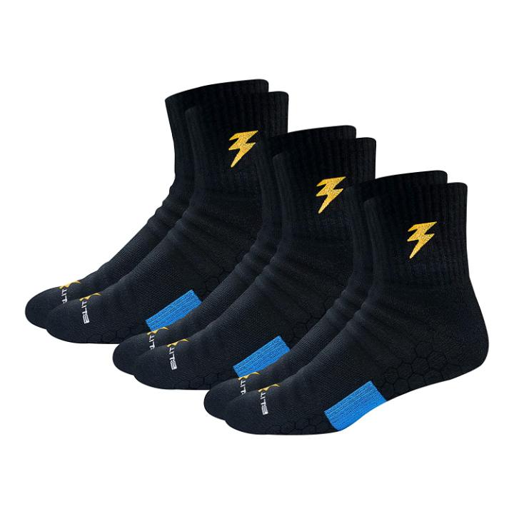 BLITZSOX Hi-Tech Performance Athletic Socks