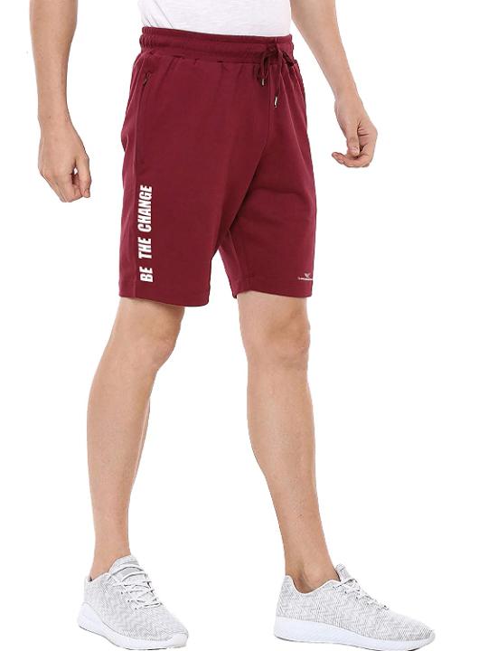 Dpassion 4 Way Lycra Regular fit Running Sport Shorts Men