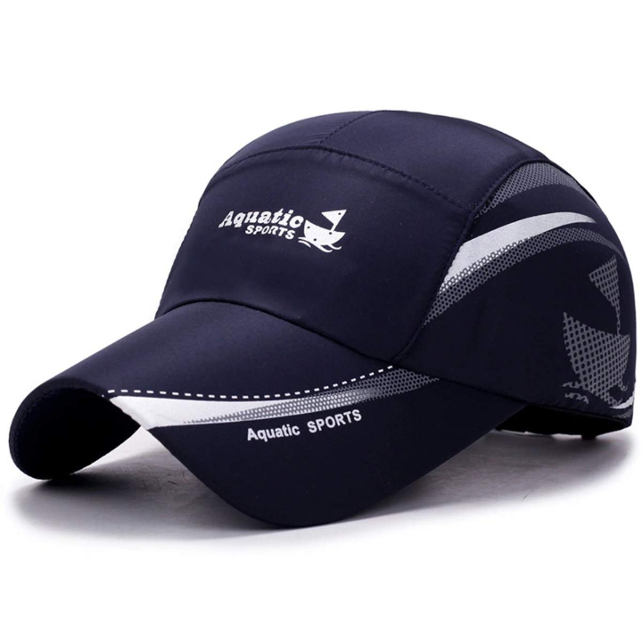 iSWEVEN Printed 2020 Summer Quick Dry Breathable Baseball Cap