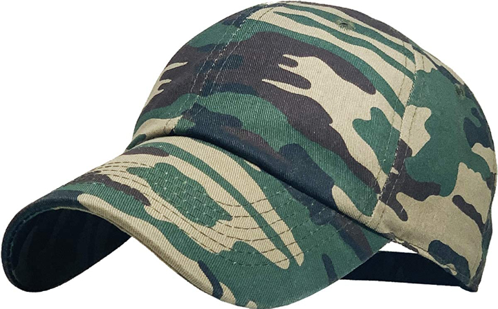 KB-Ethos The Go-to Everyday Hat ! Polo Low Profile Sports Cap