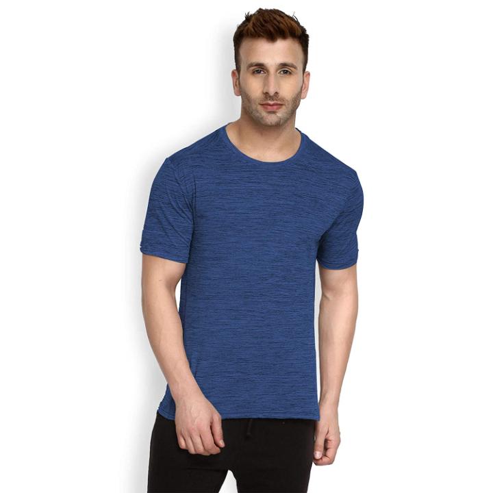 VATASO Men Regular Dry Fit Sports Gym Tshirt