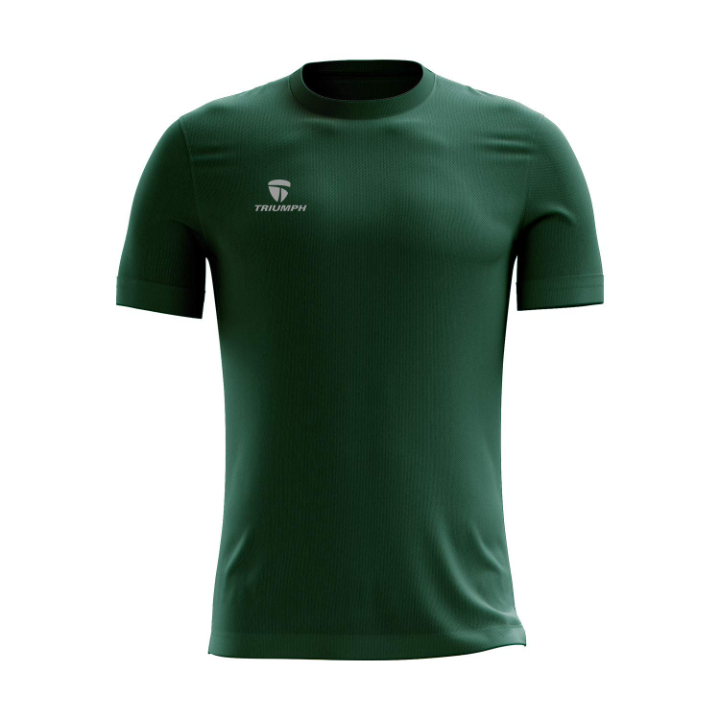 Triumph Men's Sports Tshirt Running Workout Gym Activewear Sportee Green Color