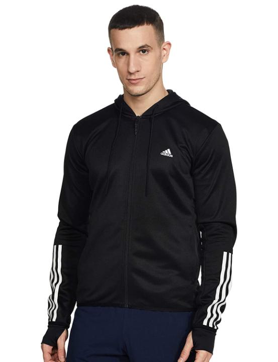 Adidas Men's Track Tops Slim Jacket
