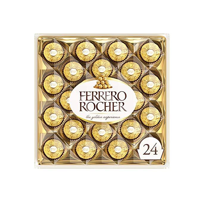Ferrero Rocher Premium Chocolates 24 Pieces 300 g