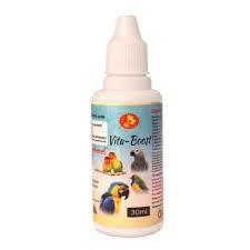 Pet Care International (PCI) Vita-Boost to Provide Essential Vitamins for Healthy Bird Healthcare (30ml)