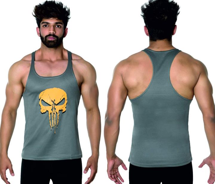 DK Active Wear Bodybuilding Tank Top