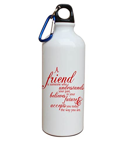 TIED RIBBONS Friendship Day Special Gift for Best Friend Printed Sipper(600ml)