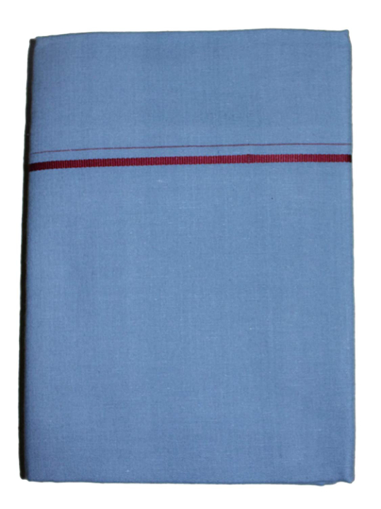 Prakasam Cotton Mens Single Colour Dhoti