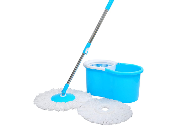 Esquire Elegant 360° Spin Mop Set with Additional Refill