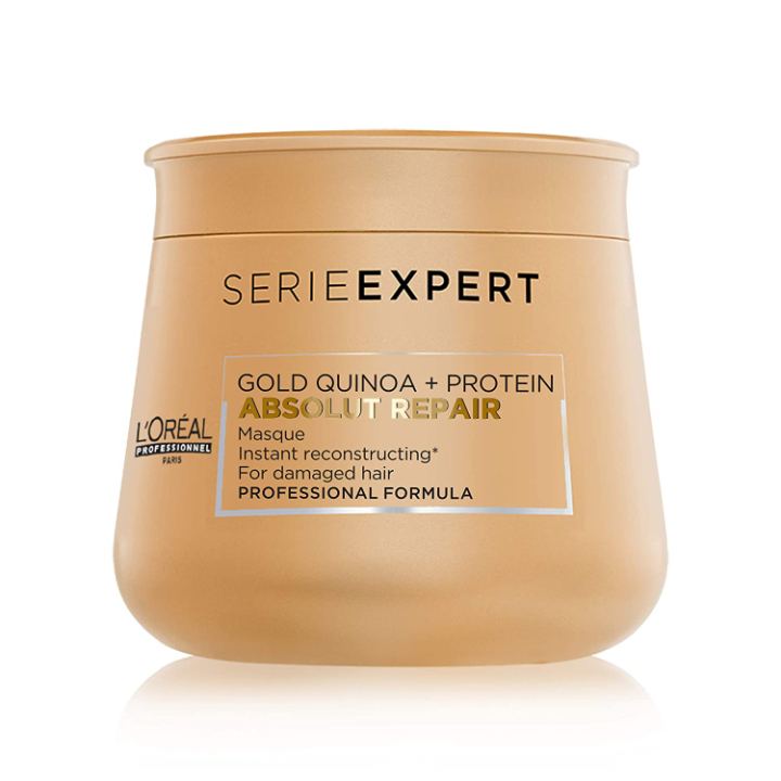 L'Oréal Professionnel Serie Expert Absolut Repair Masque 250 gm, For Dry and Damaged Hair