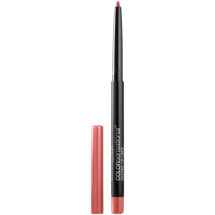 Maybelline New York Color Sensational Lip Liner, Magnetic Mauve, 0.28g