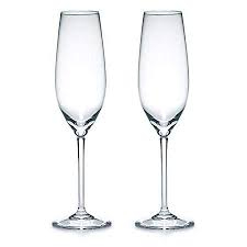 Crystalware Crystal Wine Glass - Clear, 165 ml, 2 Pieces