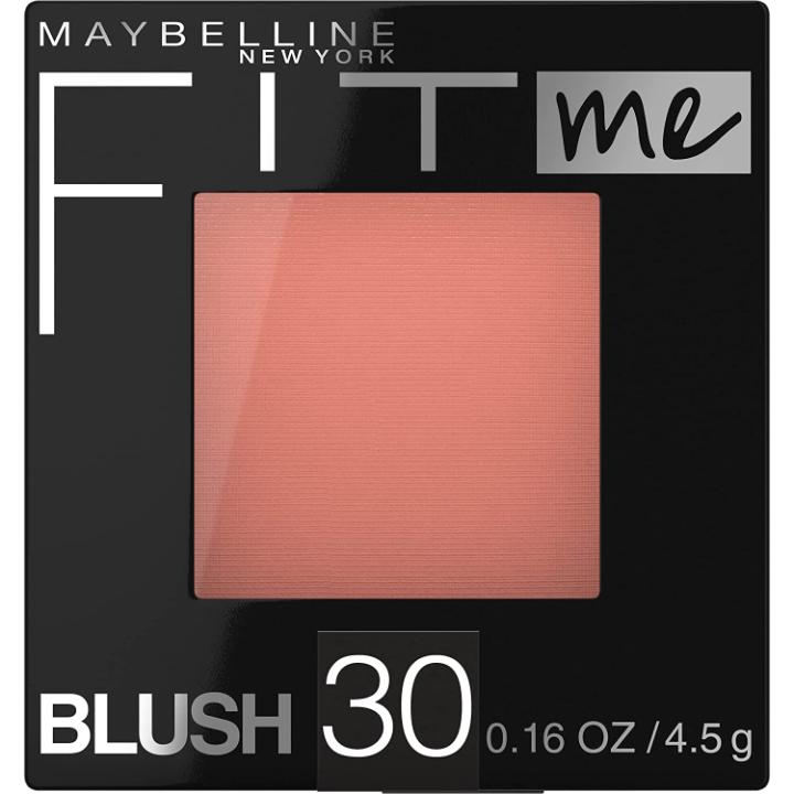 Maybelline New York Blush, Rose 30, 4 g